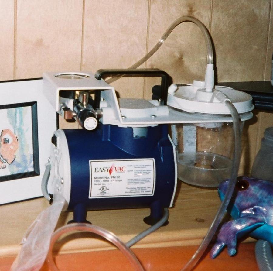 nose suction machine