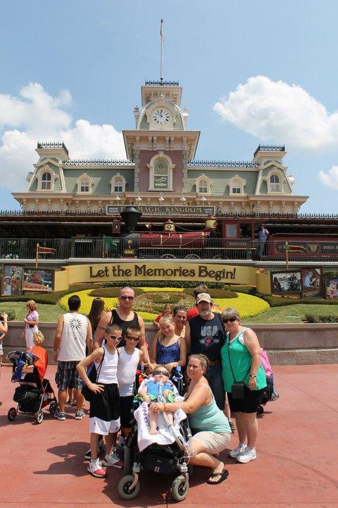 Age 4 Walt Disney World & FSMA Conference